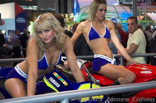 NEC 2005: Promo Girls