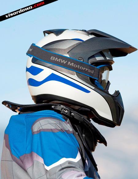 BMW launches carbon-fibre neck brace