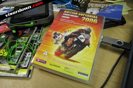 BSB 2006 Season Review DVD - competition!