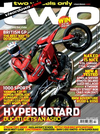 TWO July issue: In shops now