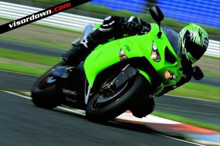 Kawasaki extend their 0% finance offer