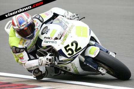WSB: Toseland gets lucky escape at Silverstone