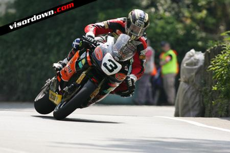 Isle of Man: McGuinness notches up 12th TT victory