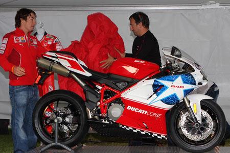 hayden road test Visordown Motorcycle News