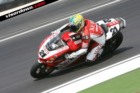 WSB: Bayliss quickest in timed practice