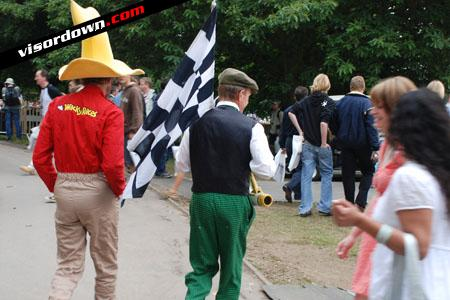 Goodwood: Festival Of Speed - Atmosphere