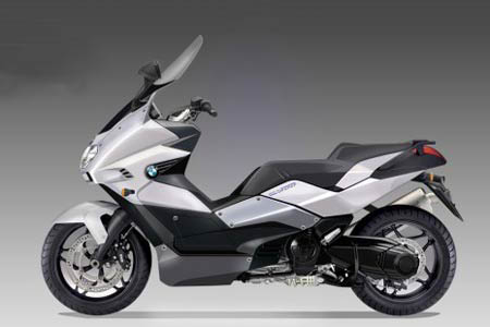 bmw scooter road test Visordown Motorcycle News