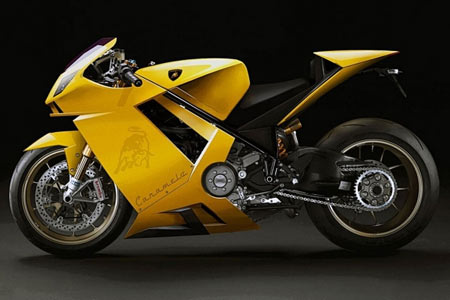 lamborghini caramelo motorcycle concept Visordown Motorcycle News