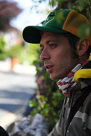 Rossi TT isle of man lap r1 valentino motogp Visordown Motorcycle News