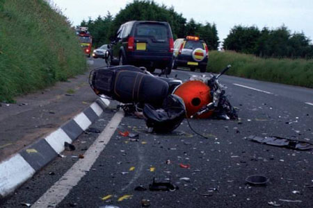 Isle of Man TT Safety Campaign Visordown Motorcycle News