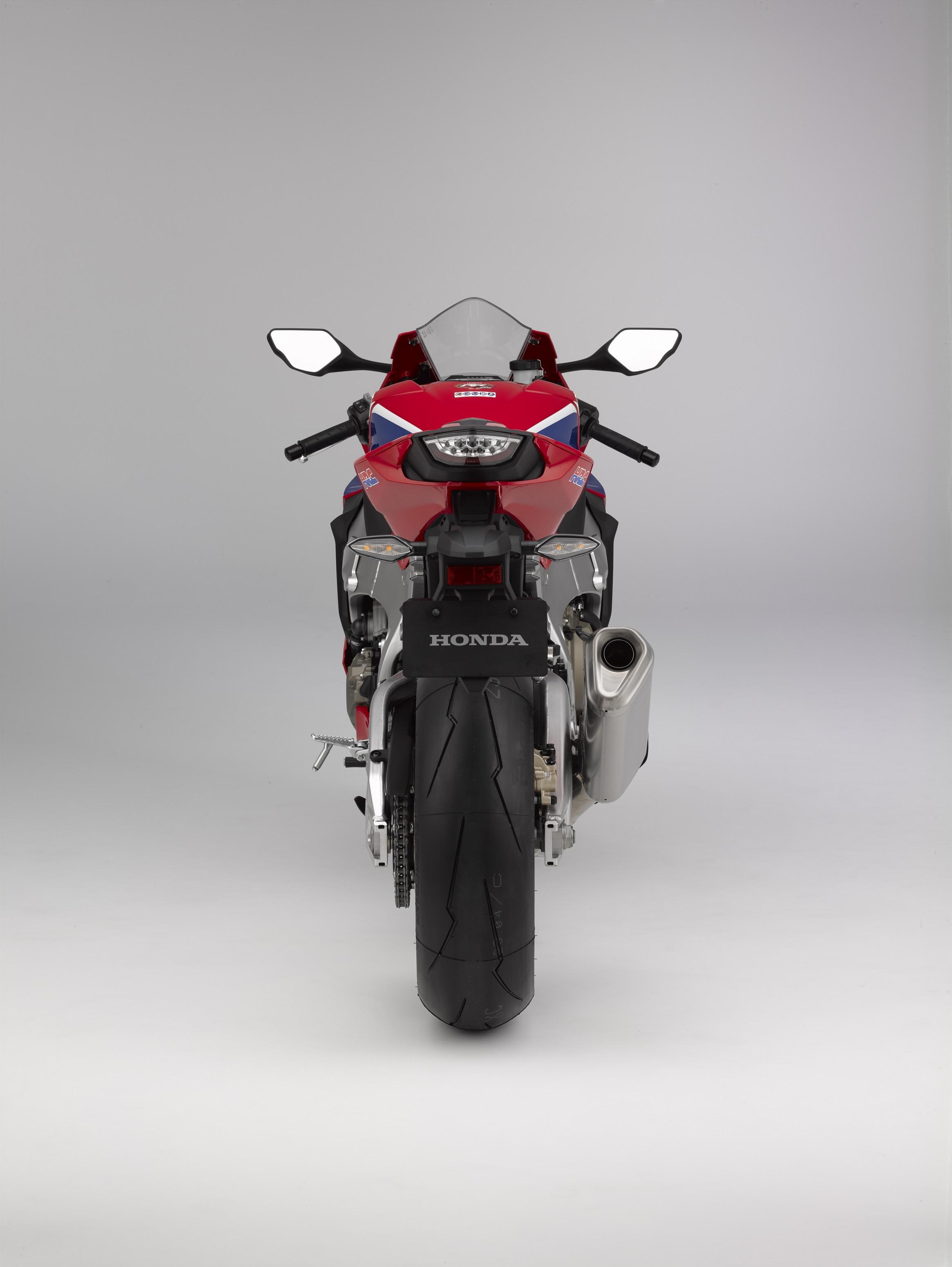2017 Honda CBR1000RR Fireblade SP2