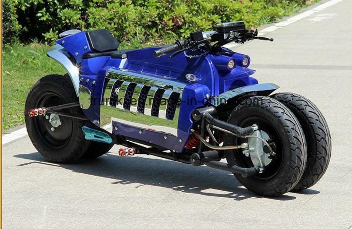 Ever Wanted To Ride A Dodge Tomahawk 150cc Replica Wel Visordown