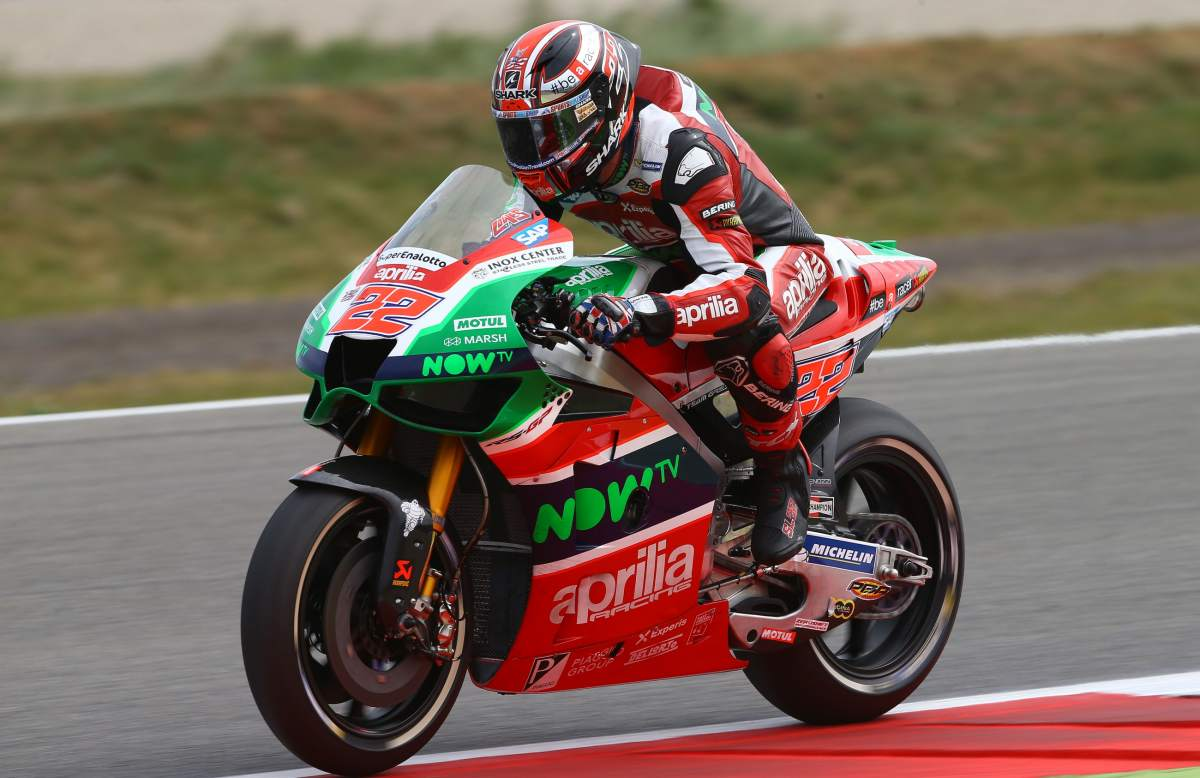 Sam Lowes wants MotoGP return… but 'definitely' n...