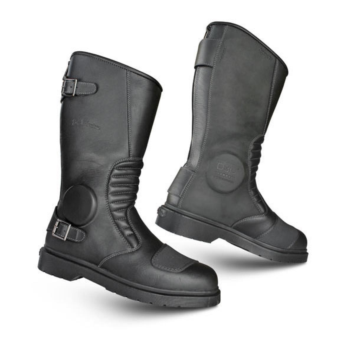 Dr. Martens' new motorcycle boots