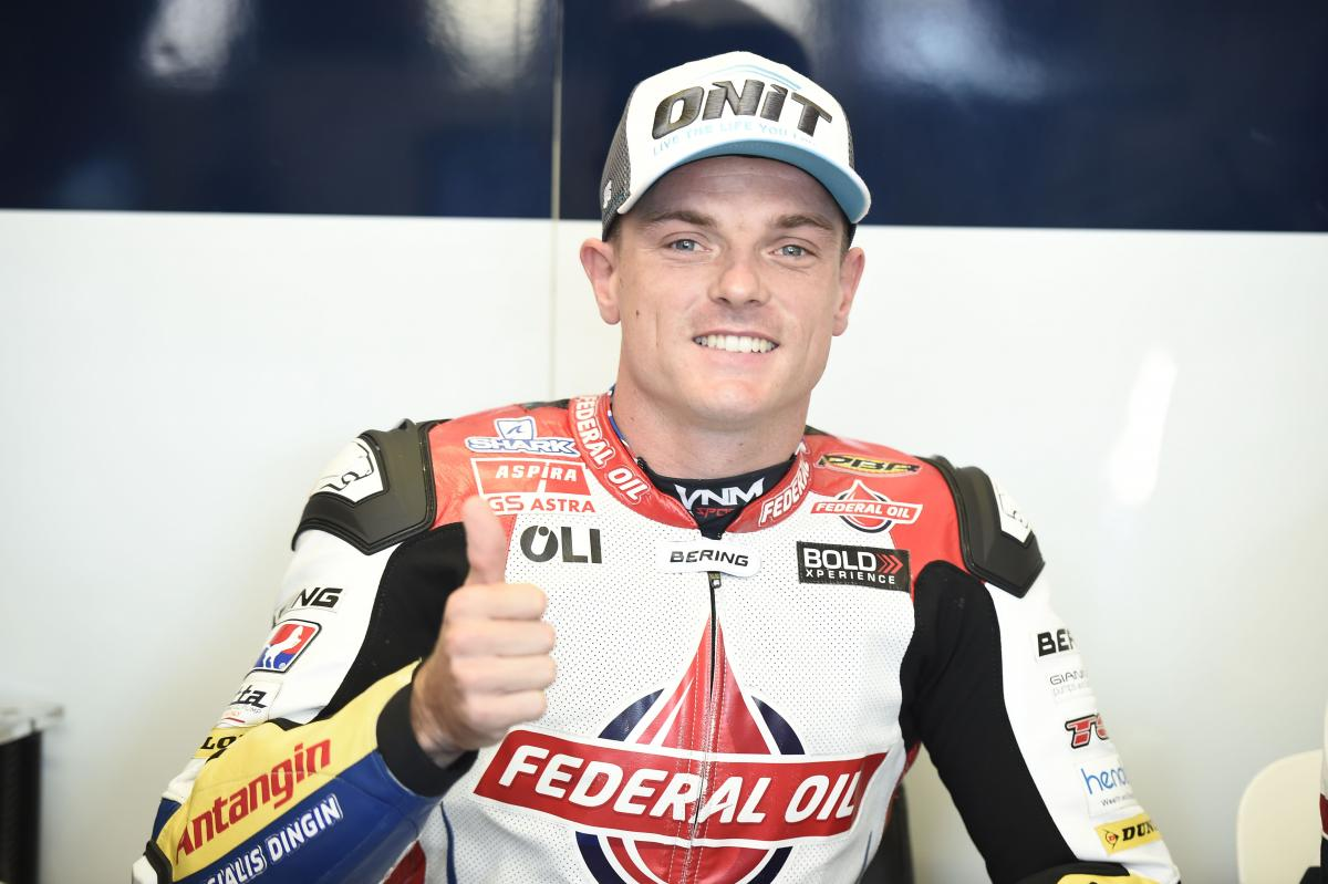 Sam Lowes Signs With Title Winners Marc Vds For 2020 Mo Visordown