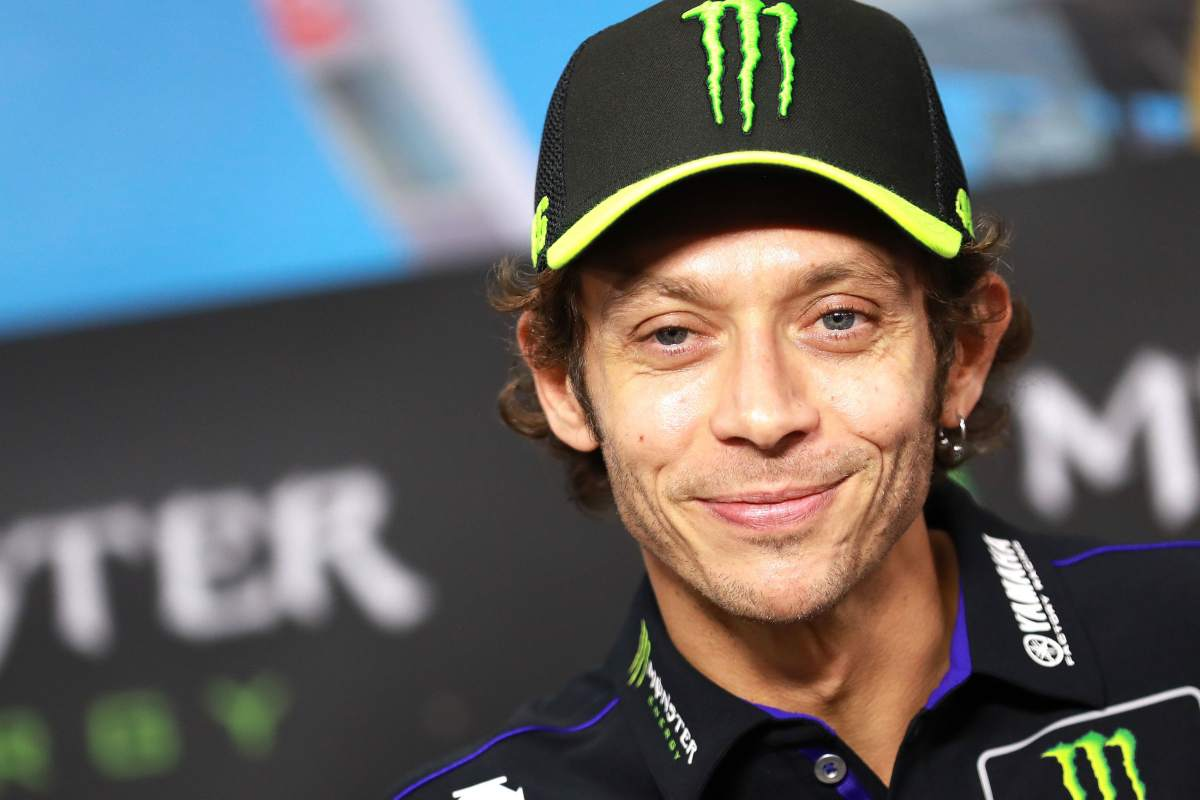Valentino Rossi Confirms He Has Covid 19 Out Of Aragon Visordown