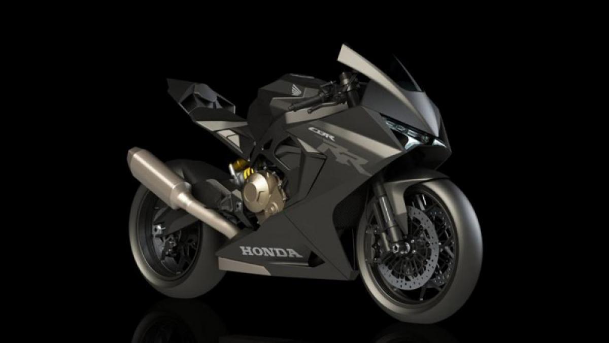 Redesign and Concept Honda V4 2021