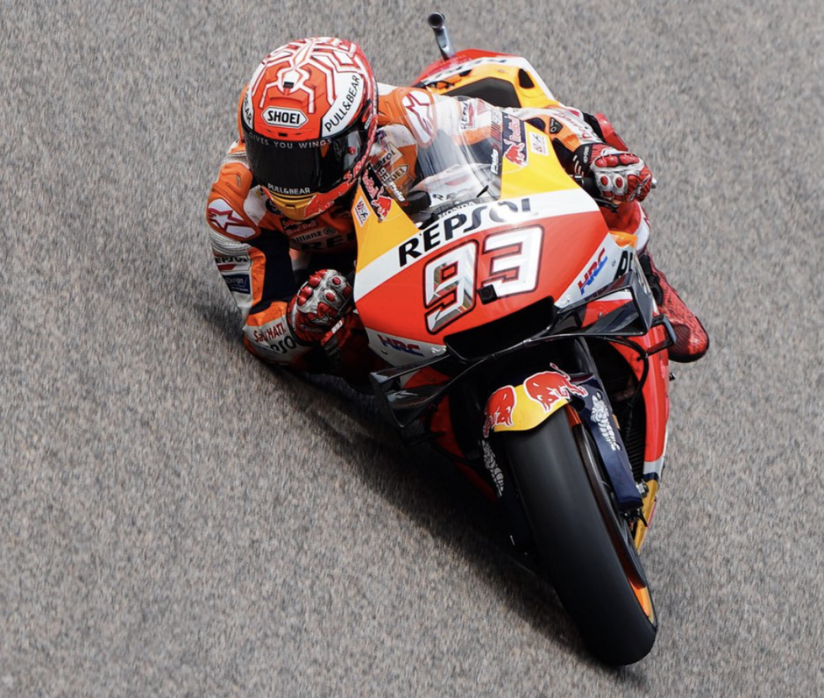 Marc Marquez Set To Re Sign With Repsol Honda But Fo Visordown