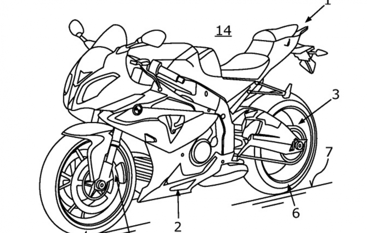 Will The Next Bmw S1000rr Have An Electric Supercharger Visordown