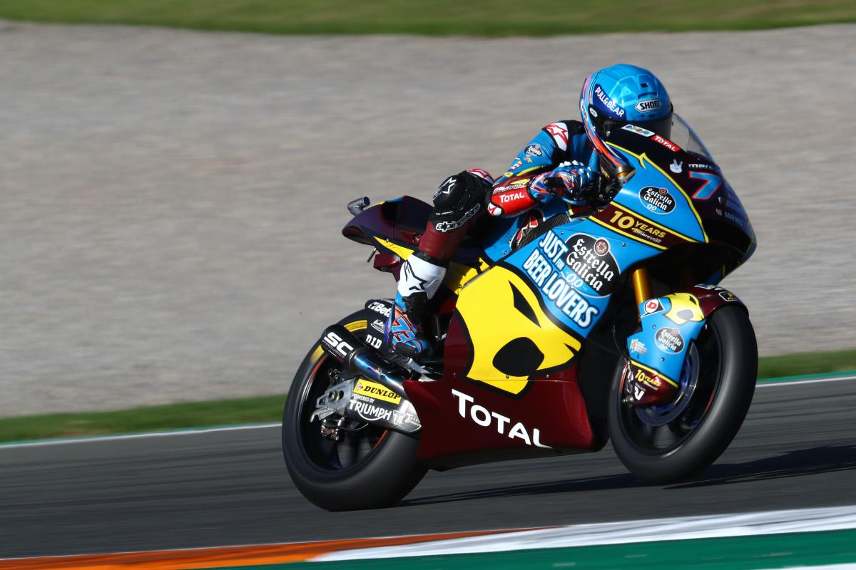 Sam Lowes in fight to be fit for Moto2 season start