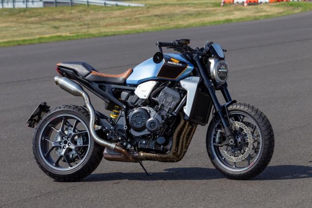 'Monoposto' by Kummich Honda CB1000R