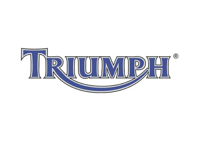 The story behind the Triumph logo