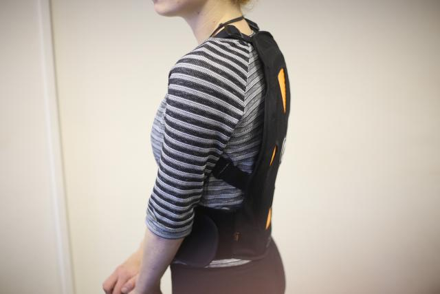 First impressions: Furygan XP1 back protector review, £64.99