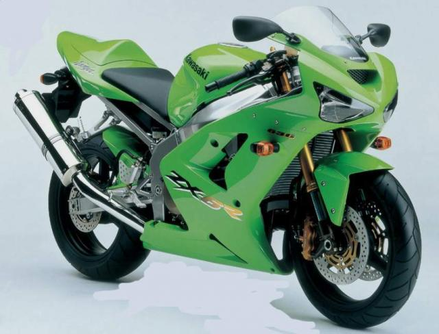 Top 10 best ever Kawasakis