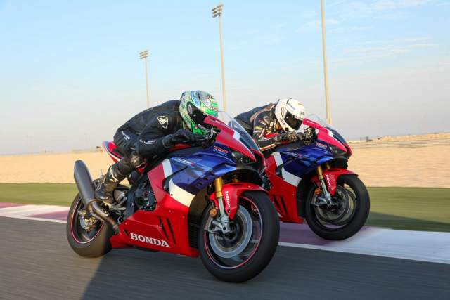 How to build a Honda Fireblade fit for the BSB
