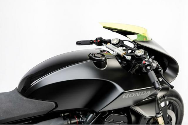Honda reveals 'CB4 Interceptor Concept' at EICMA