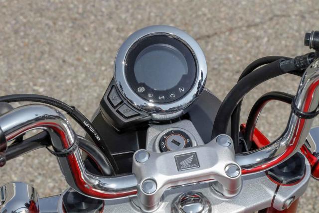 Official: Honda brings back the Monkey bike