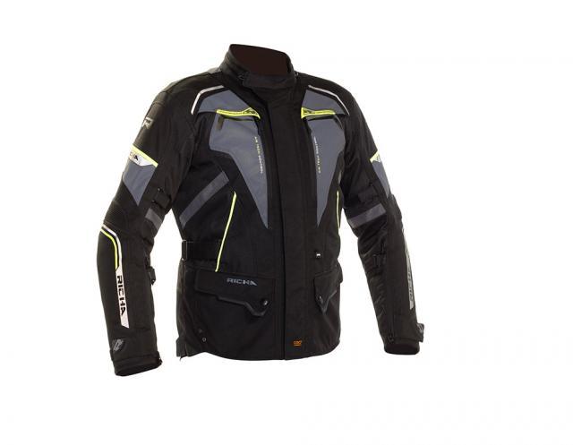 richa infinity flare jacket