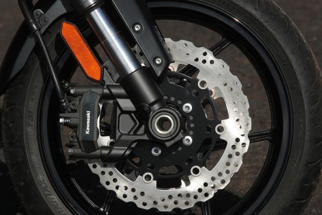 2019 Versys 1000 brakes