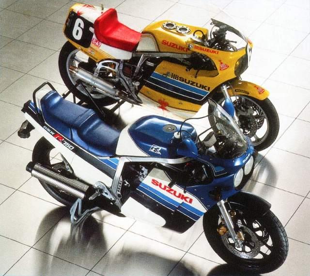 Suzuki GSX-R750 - Yoshimura