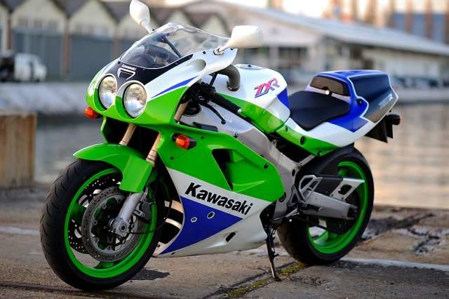 Kawasaki ZXR750RR