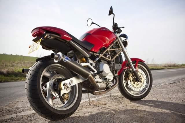 1993 Ducati Monster M900