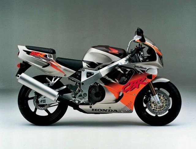 1994 Honda CBR900RR Fireblade