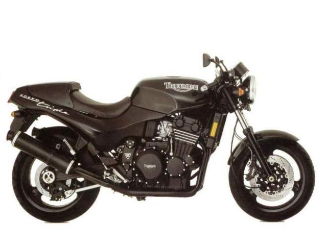 A history of the Triumph Speed Triple