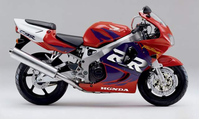 1998 Honda CBR900RR-W-X Fireblade