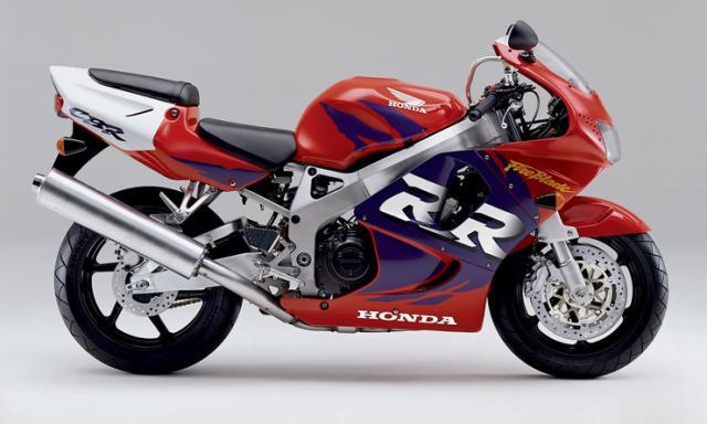 1998 Honda Fireblade