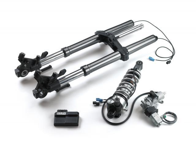 2019 Versys 1000 SE suspension