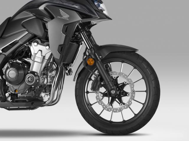 2019 Honda CB500X