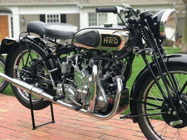 £500,000 motorcycle hoard found
