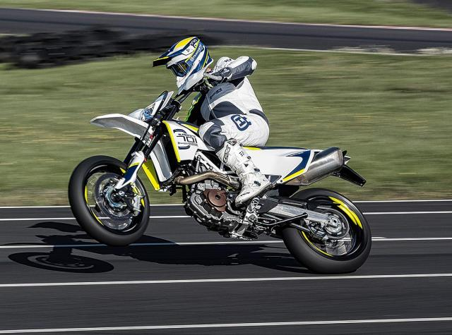 Husqvarna 701 Supermoto 2019 Review Visordown