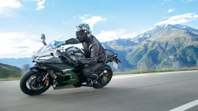 Kawasaki H2 SE SX