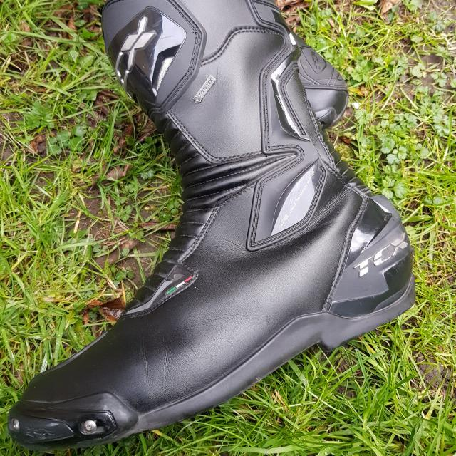 TCX SP Masters GTX boots review