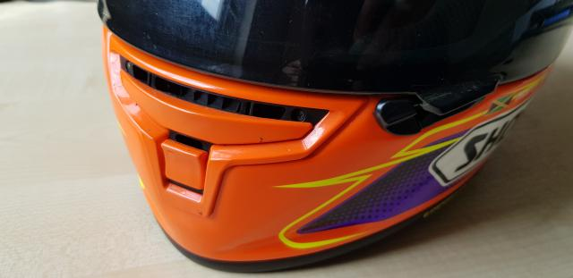 Shoei Spirit III Motorcycle Helmet