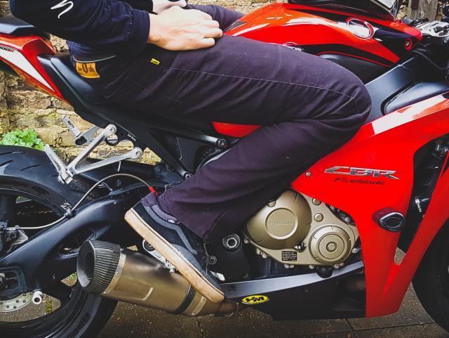 Draggin BLKGEN motorcycle jeans
