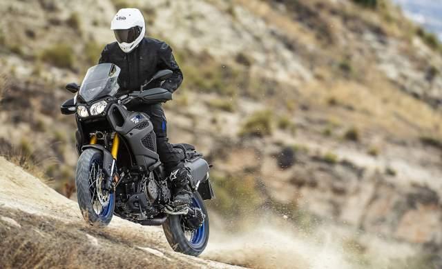 Yamaha XTZ Tenere Z 1200