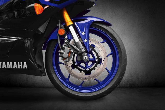 2019 Yamaha R3